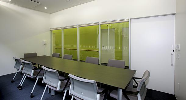 多目的室2、3(会議・研修ルーム/2室)